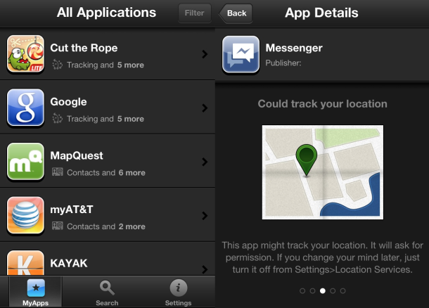 Bitdefender's Clueful privacy tracking app is no longer for sale on the App Store.