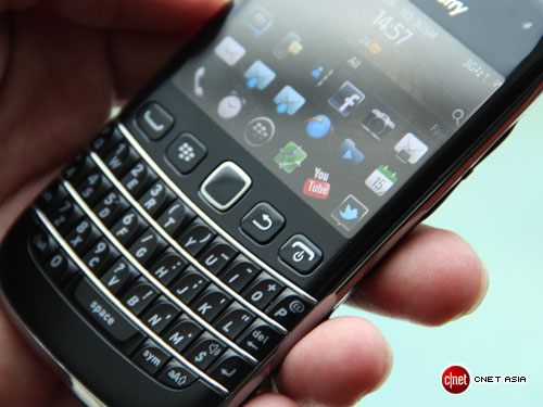 Raised Bold 9790 buttons