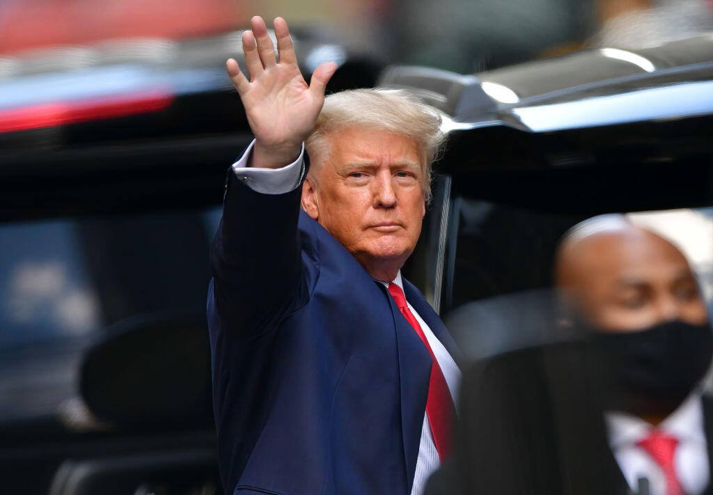 <p>Trump's official blog won't be coming back to his website, it seems.</p>
