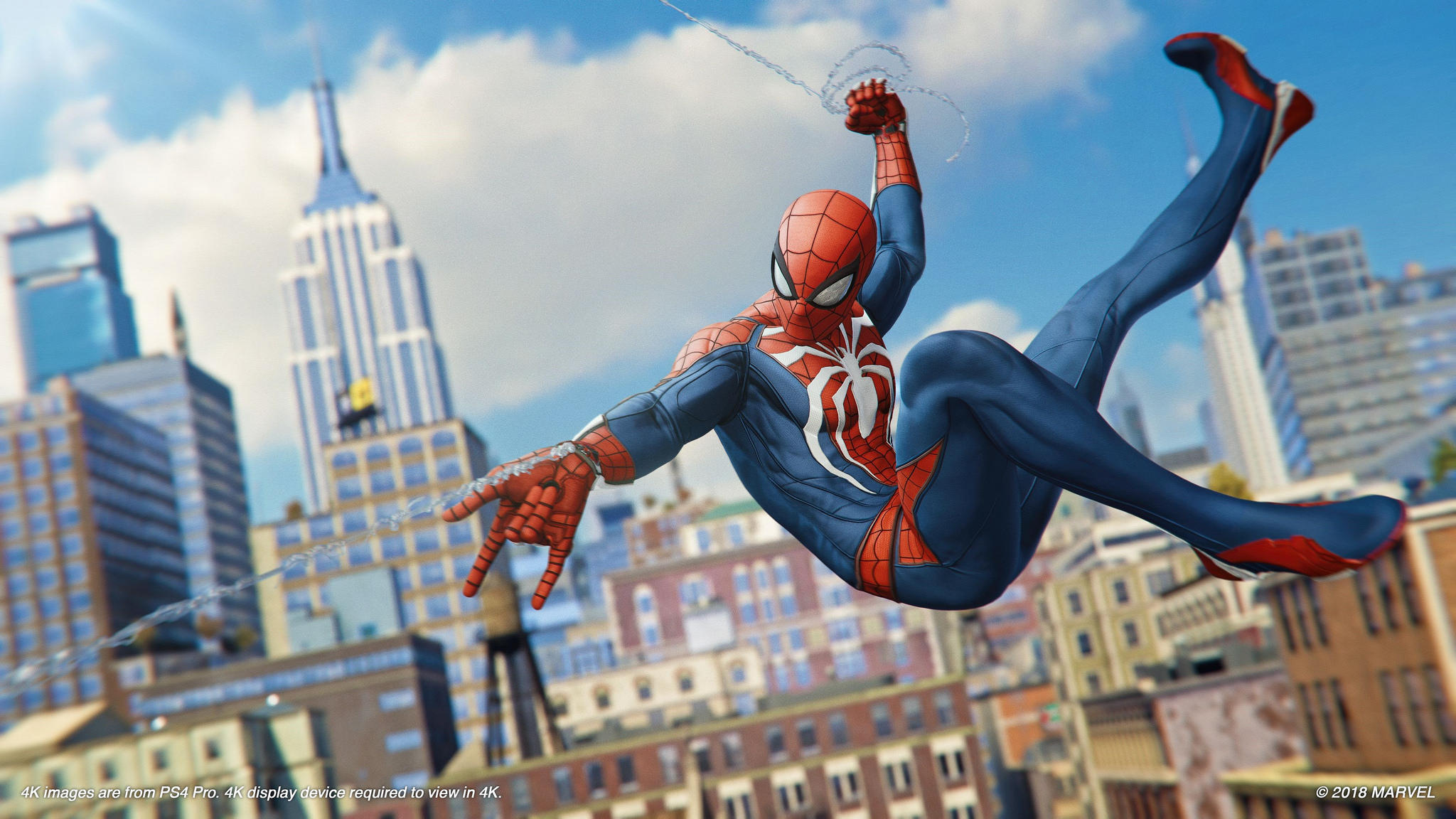 Spider-Man is the same video game we've been playing for a decade - CNET