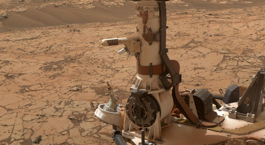 The Curiosity rover is armed with temperature and humidity sensors that helped researchers predict the Red Planet's likely habitability for frost- and radiation-proof sea monkeys.