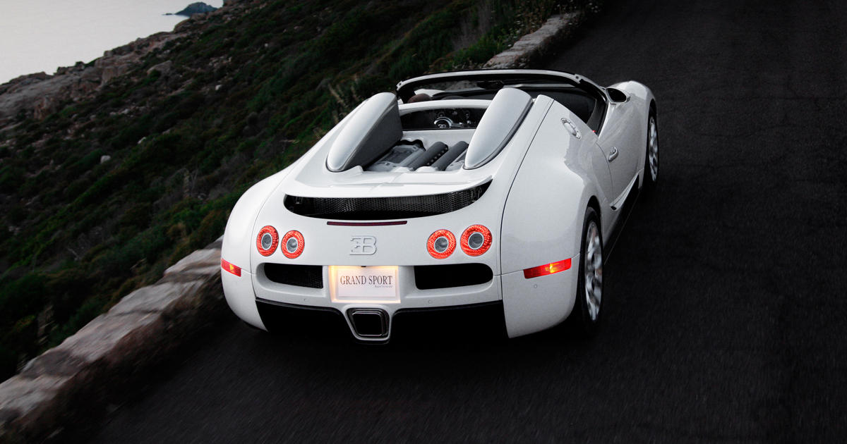 Here S Why A Bugatti Veyron Oil Change Costs 21 000 Roadshow
