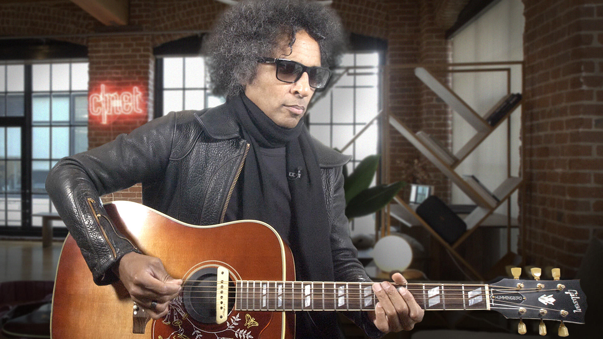 Video: William DuVall plays White Hot from One Alone album