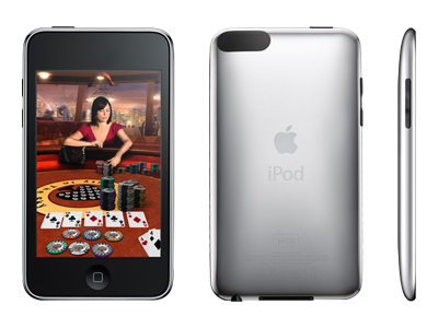 Apple iPod Touch (second generation, 32GB)