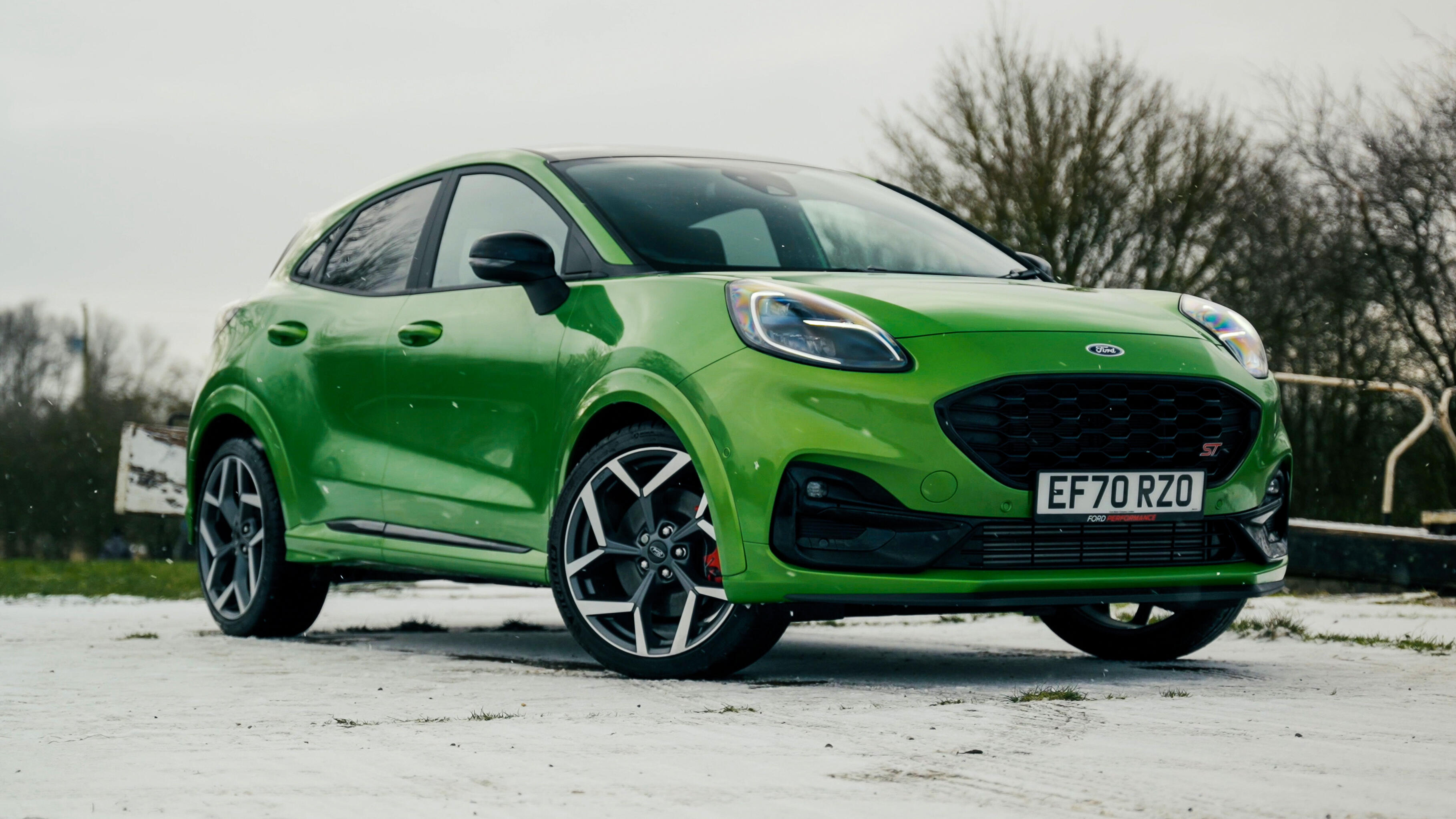 Video: Ford Puma ST earns its badge