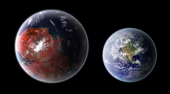 Earth-like  worlds may be less common than we thought