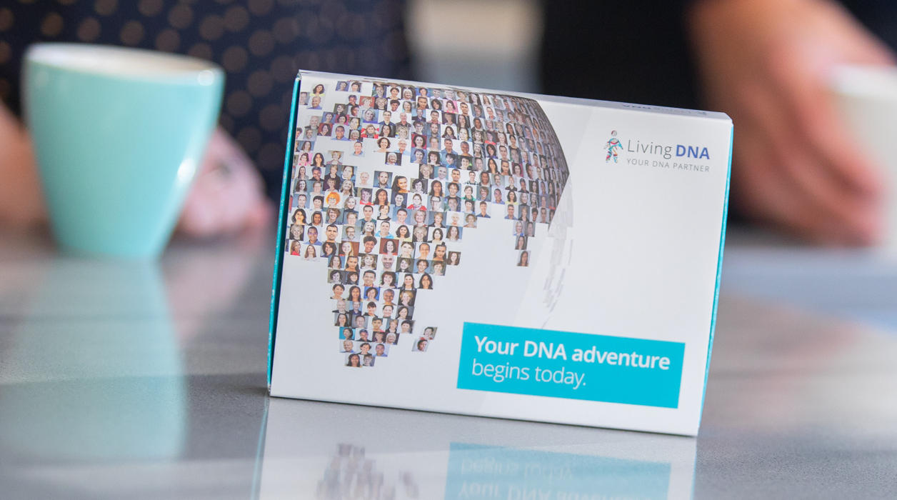 living-dna-kit