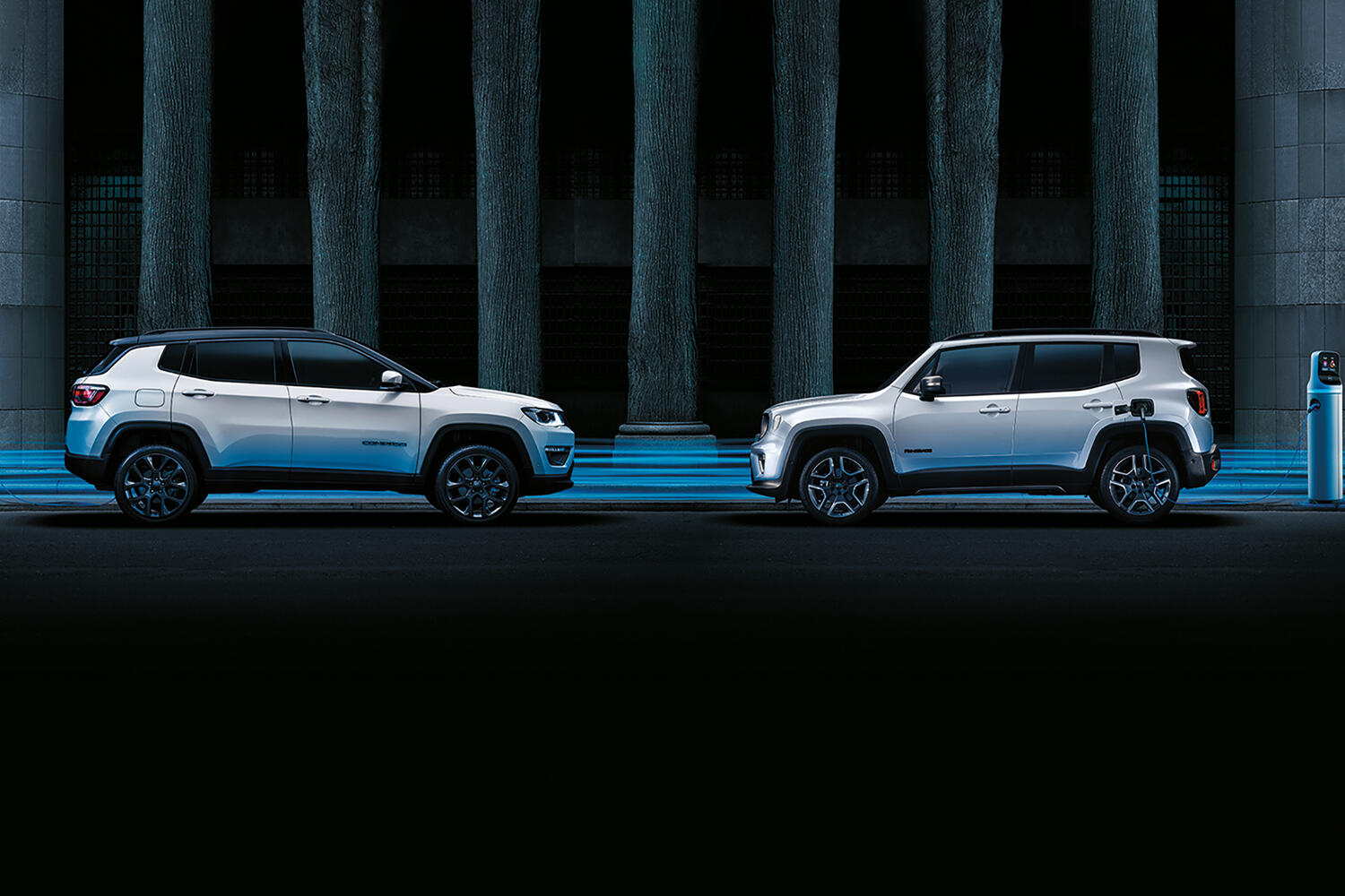 Jeep Renegade 4xe and Compass 4xe