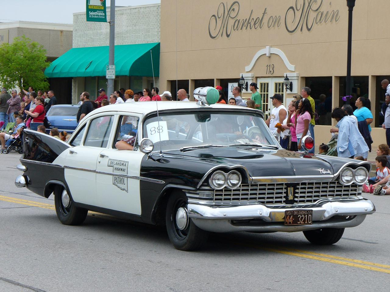 Late '50s Plymouth Savoy