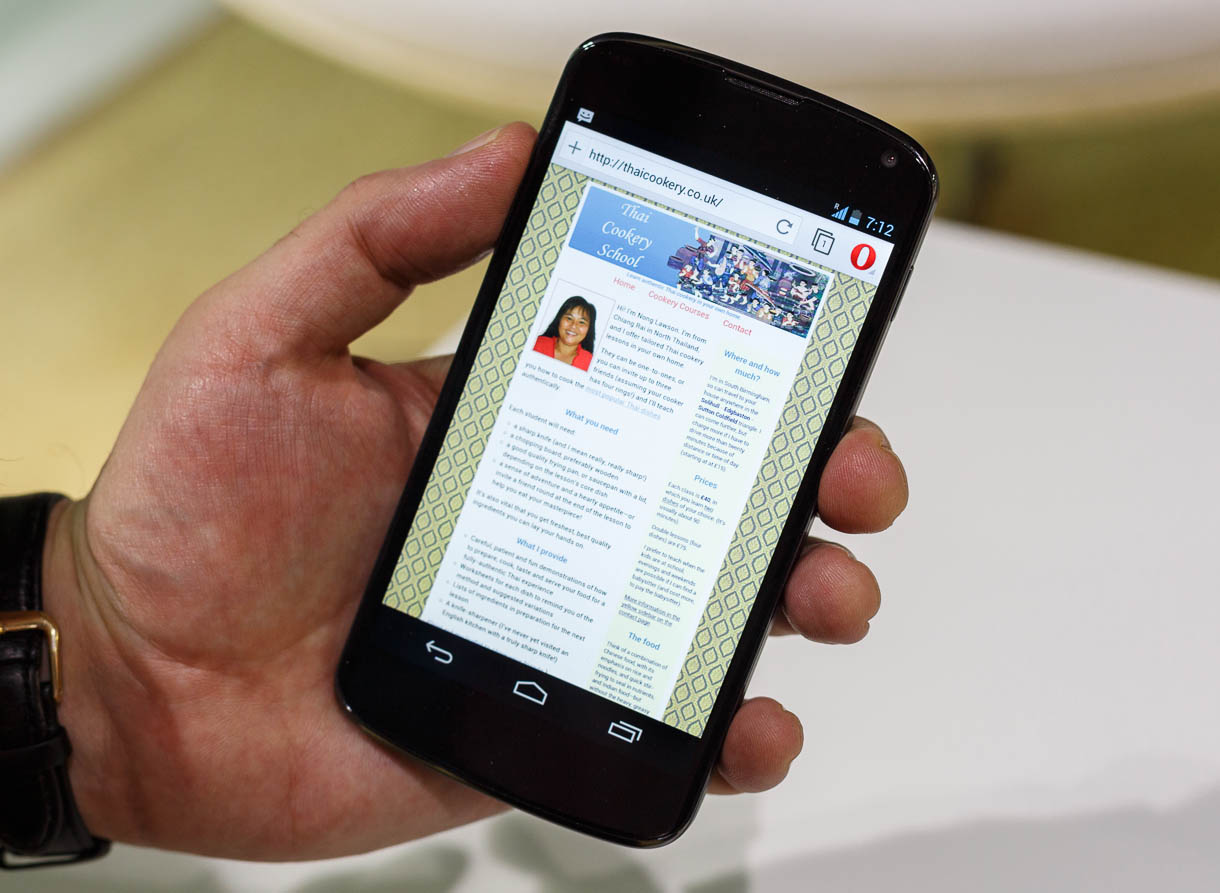 Opera's new WebKit-based browser for Android phones is due to ship by the second quarter of 2013 -- maybe even the first if Opera Software CEO Lars Boilesen gets his way.
