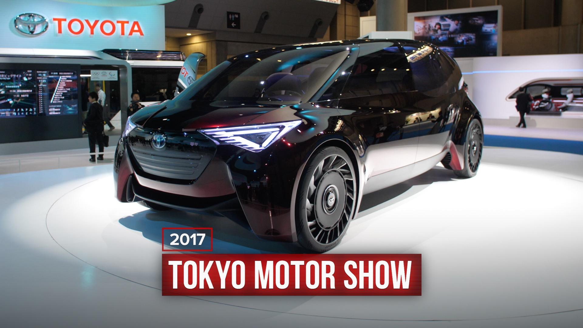 Video: Hydrogen-powered Fine-Comfort Ride concept is Toyota's luxury vision