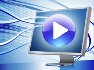 Streaming-video image