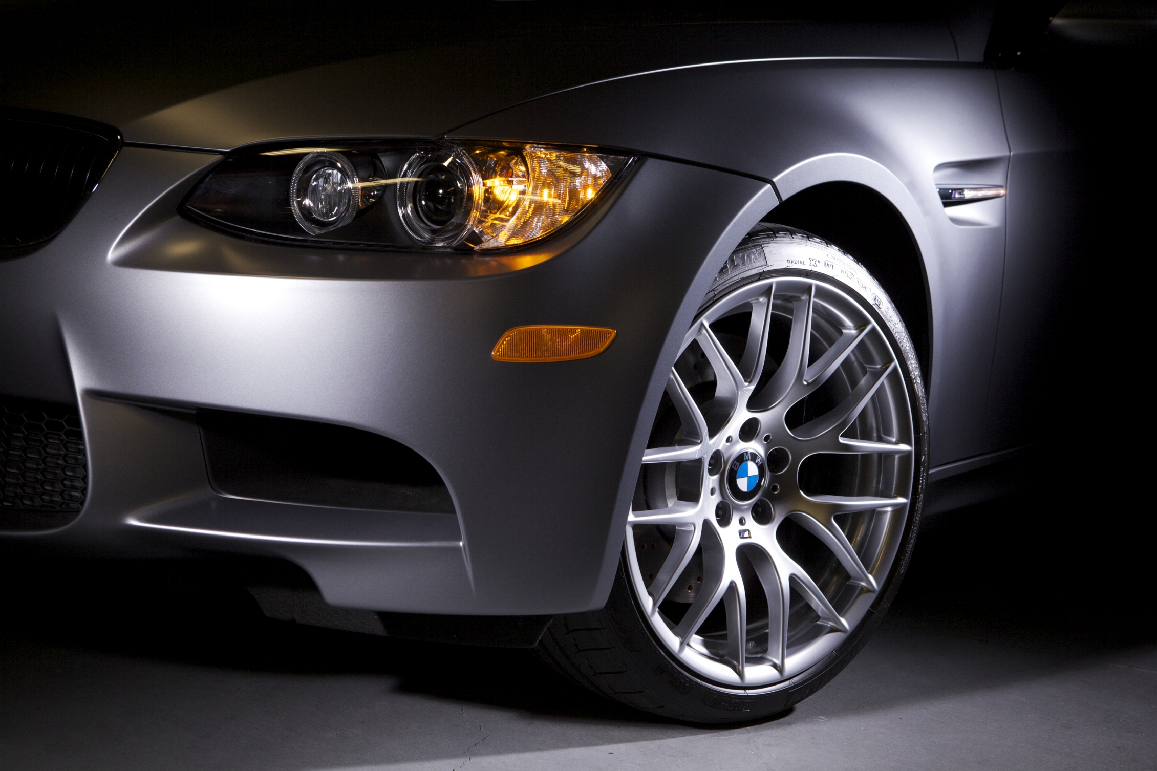 BMW released 30 custom painted Frozen Gray M3s, which sold out in 12 minutes.