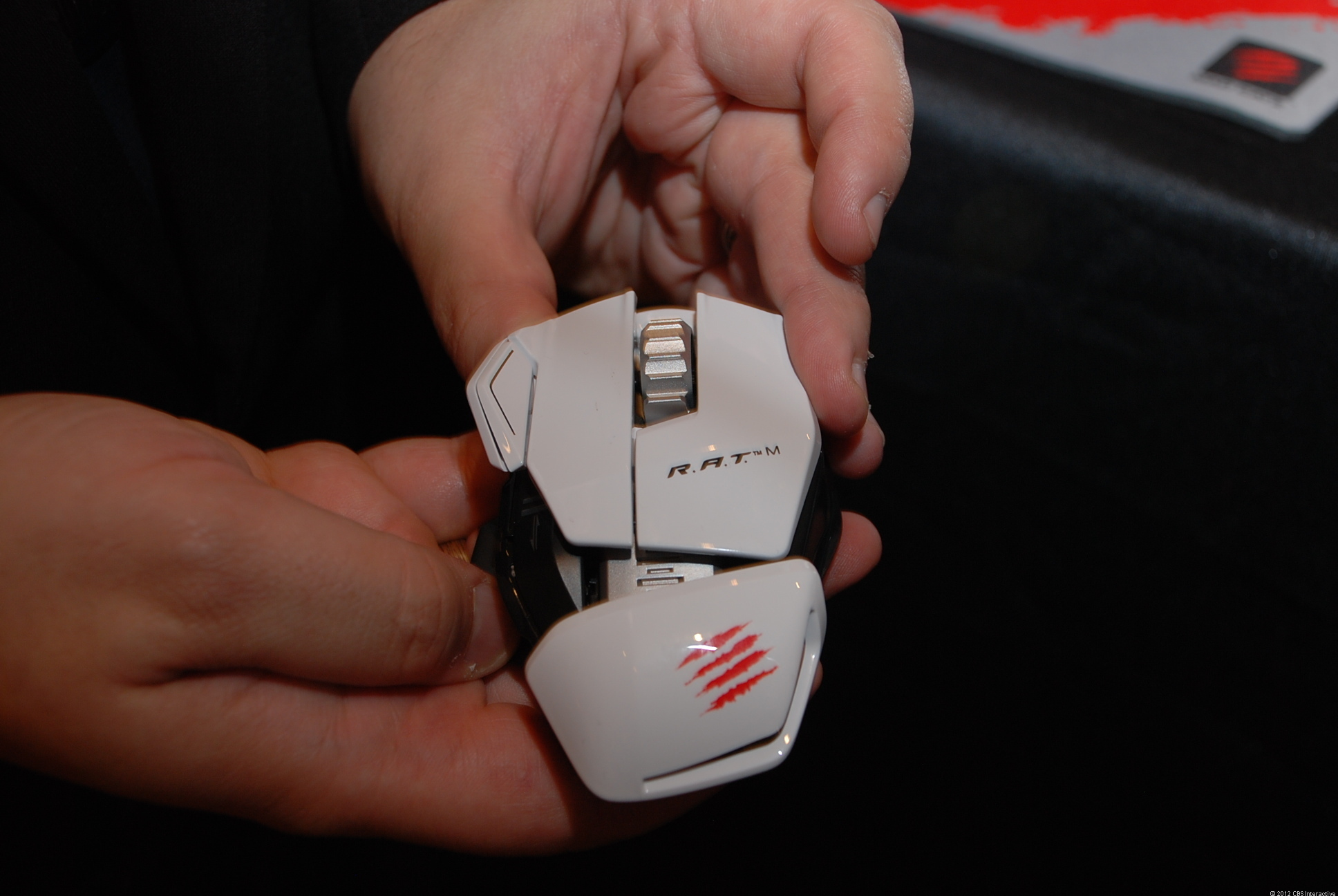 Mice and more from Mad Catz