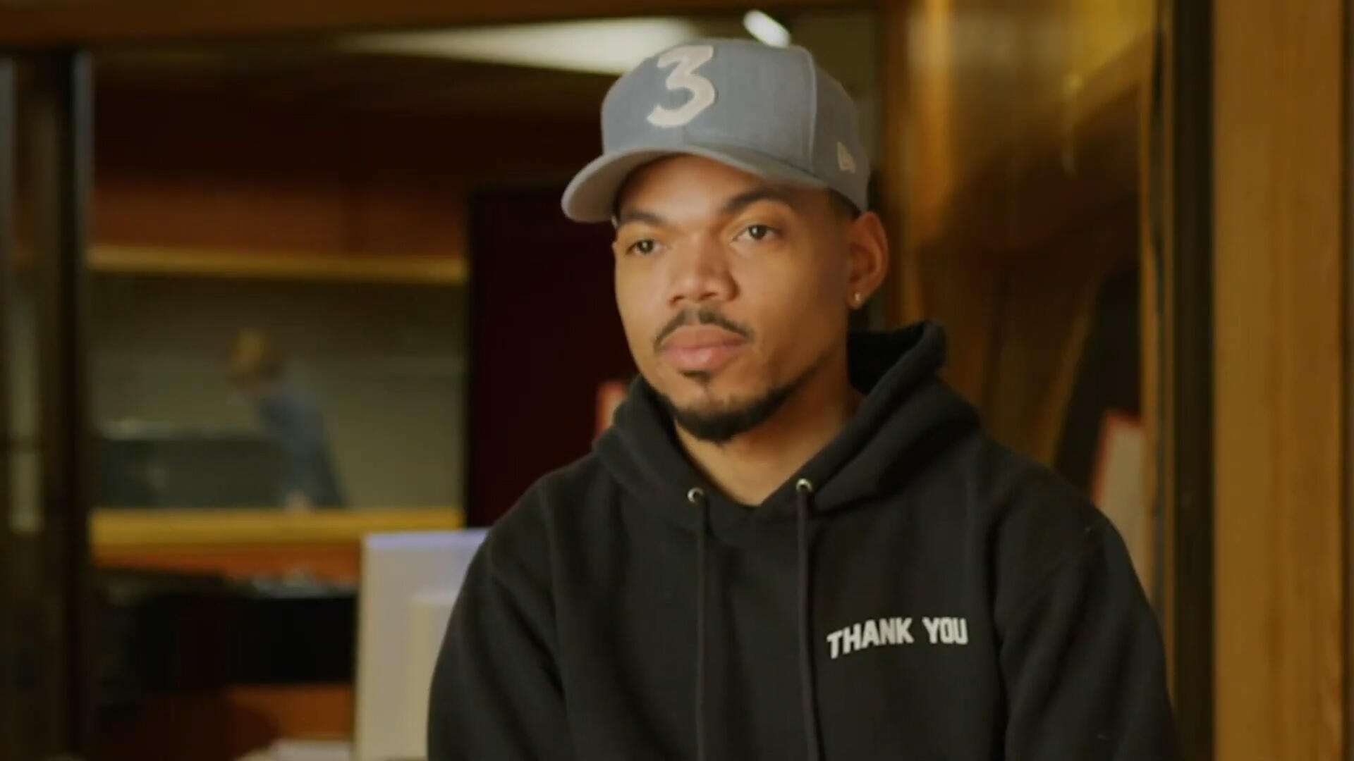 Video: Chance the Rapper appears at Intel's CES 2021 presentation, speaks on education