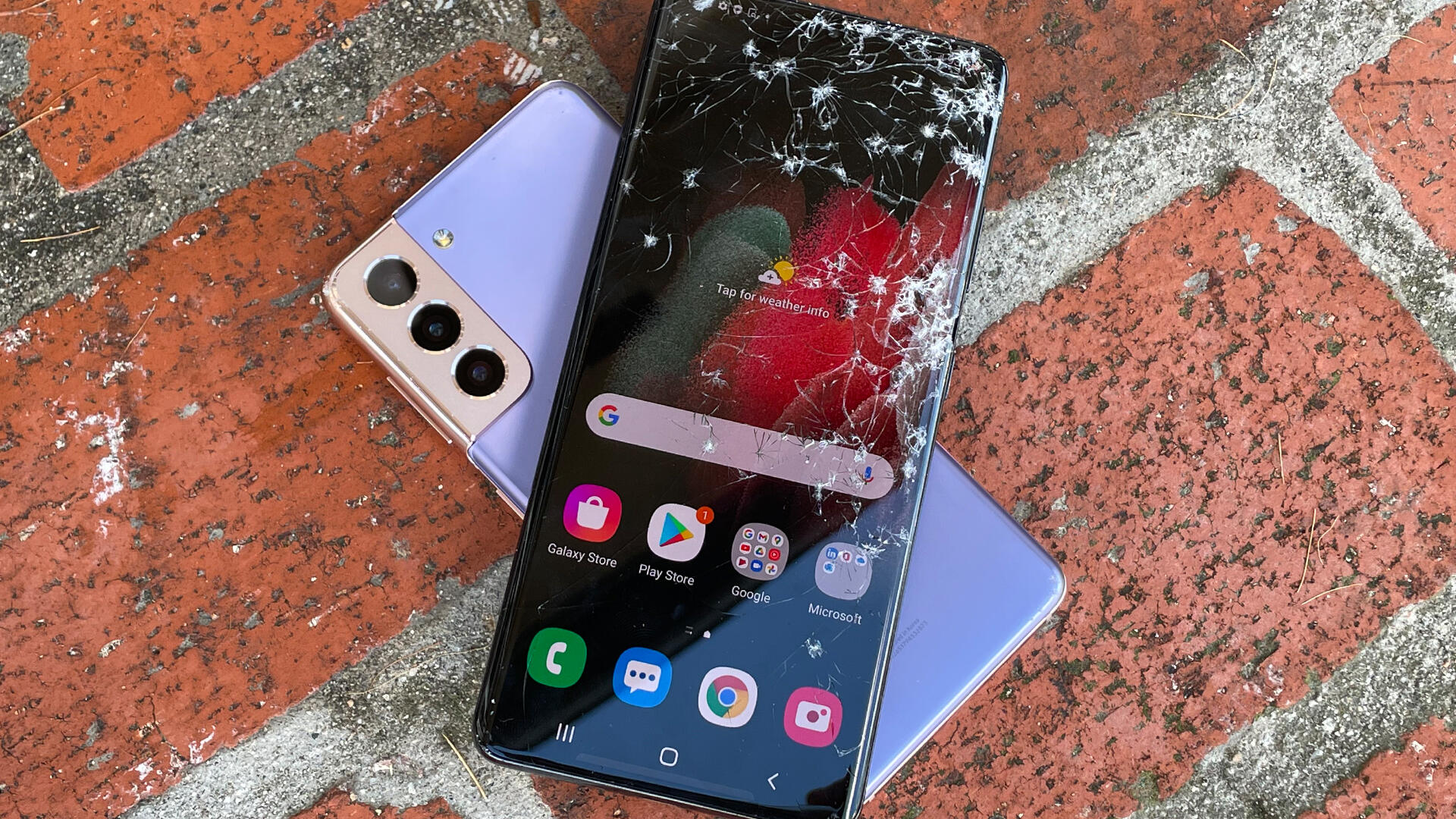 Video: Galaxy S21 and S21 Ultra: Not as tough as we'd hoped