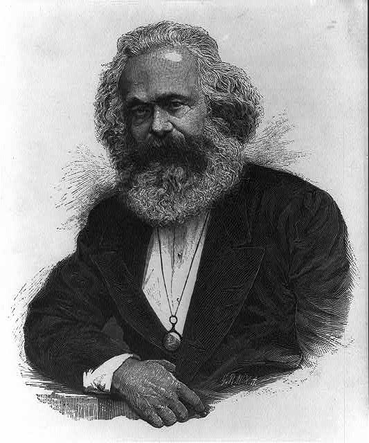 1883: The death of Karl Marx