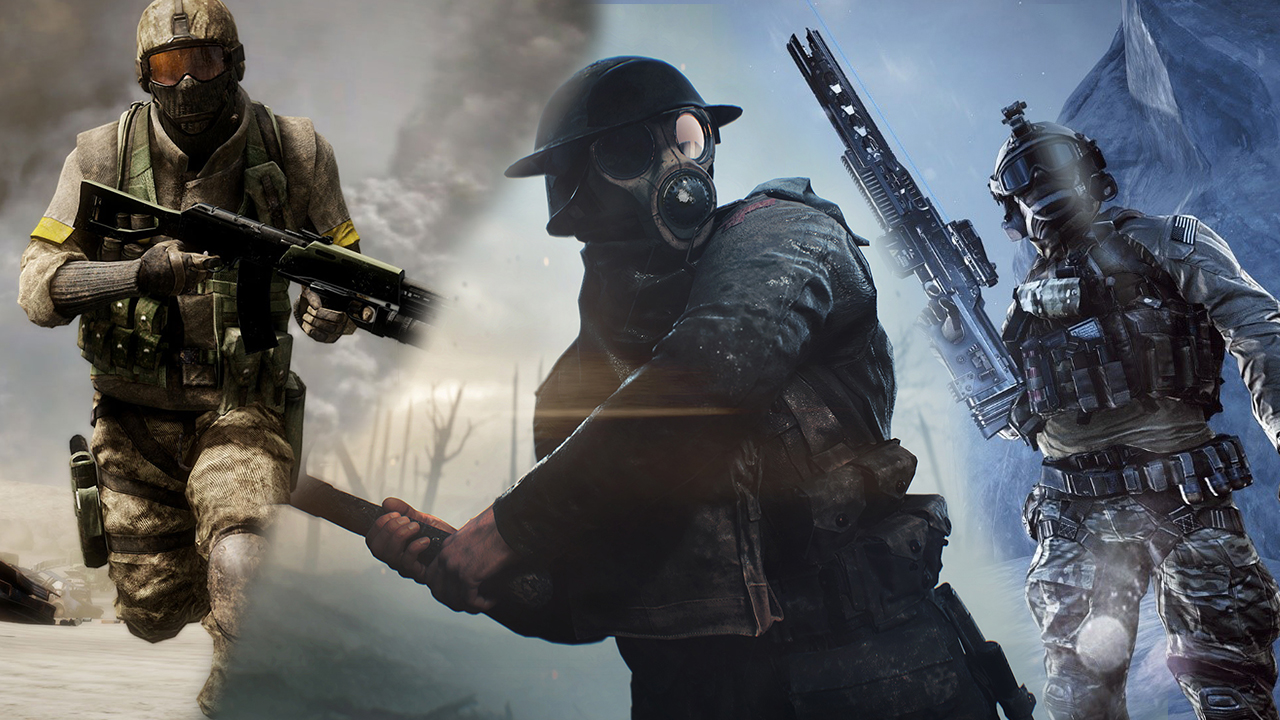 Video: How does Battlefield 1 compare to past Battlefield games?
