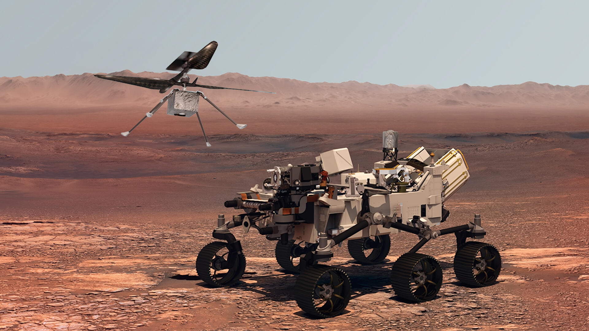 Video: A year in the life of NASA's Mars Perseverance rover