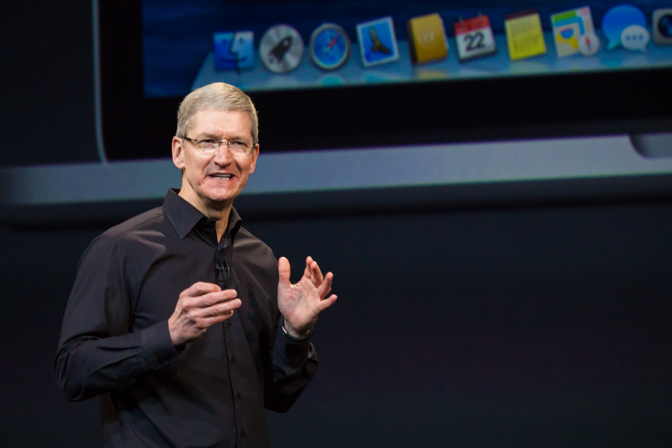 Apple CEO Tim Cook has been a vocal supporter of LGBT rights.