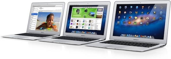 The 2011 MacBook Air lineup will give Apple a leg up in the PC market, according to an analyst.