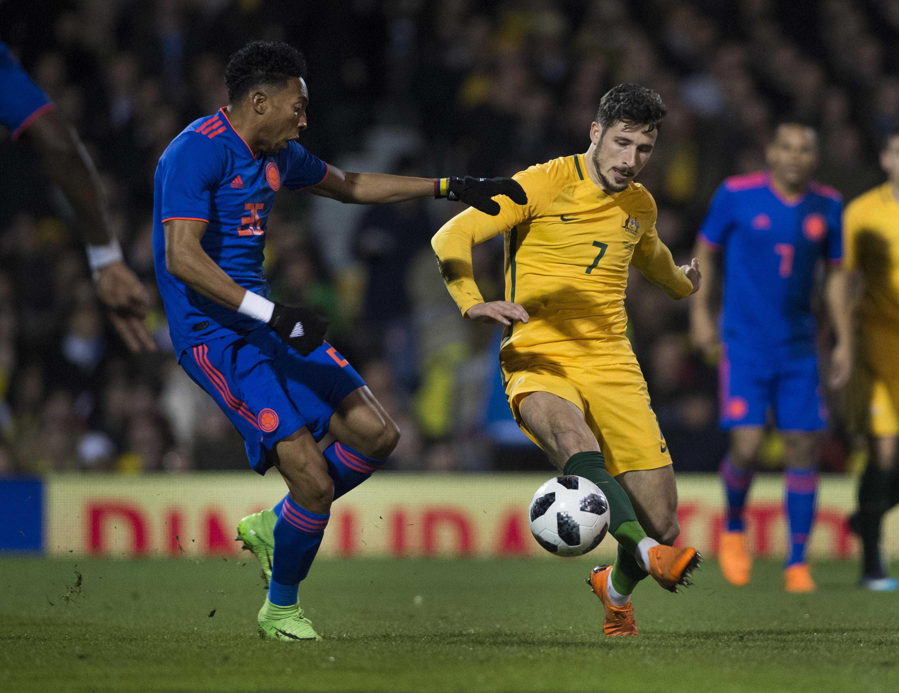 <p>Optus will let you watch every game in the FIFA World Cup.</p>