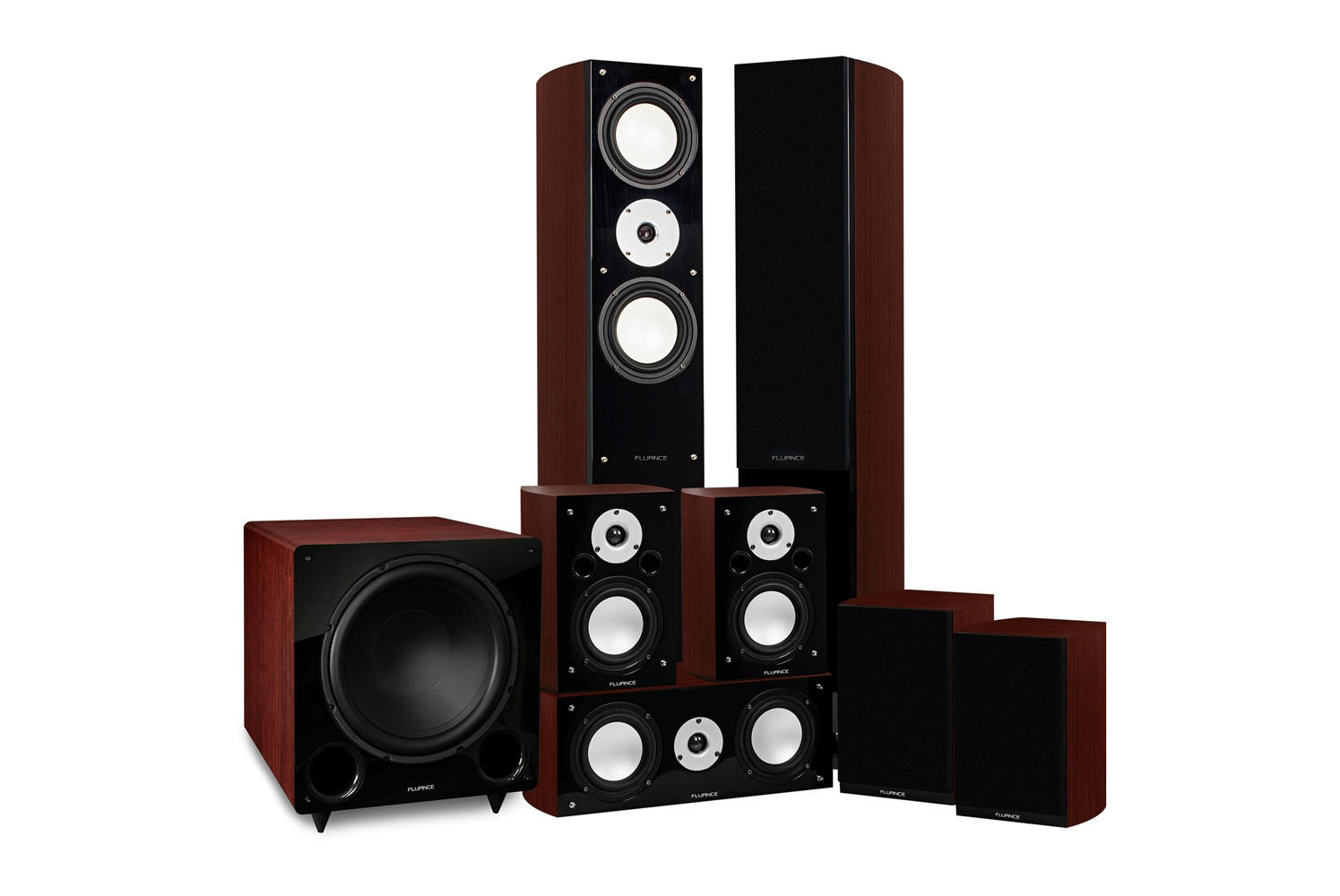 Fluance Reference Series 7.1 system