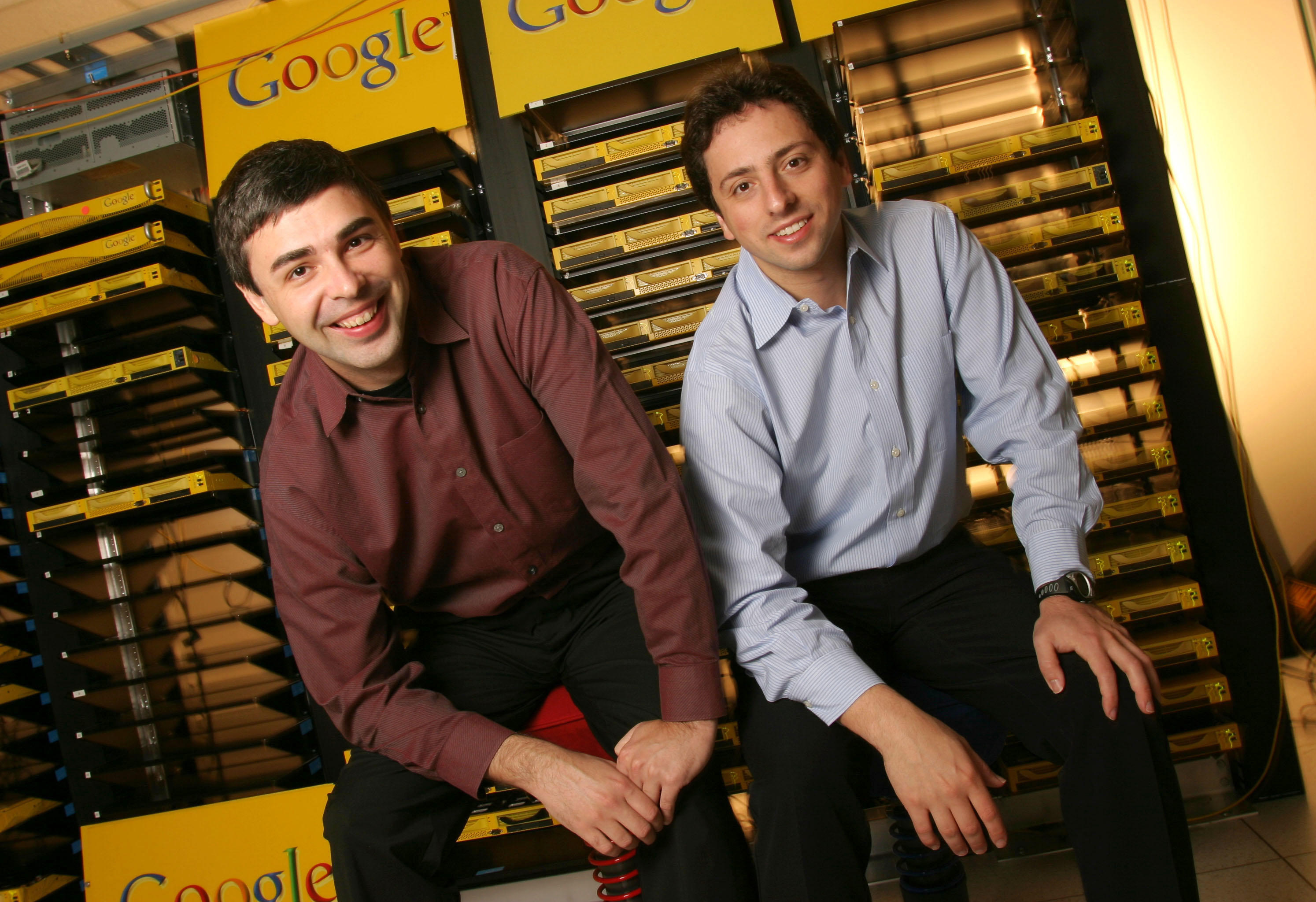 <p>Google, founded by Larry Page and Sergey Brin, was founded 20 years ago today.&nbsp;</p>