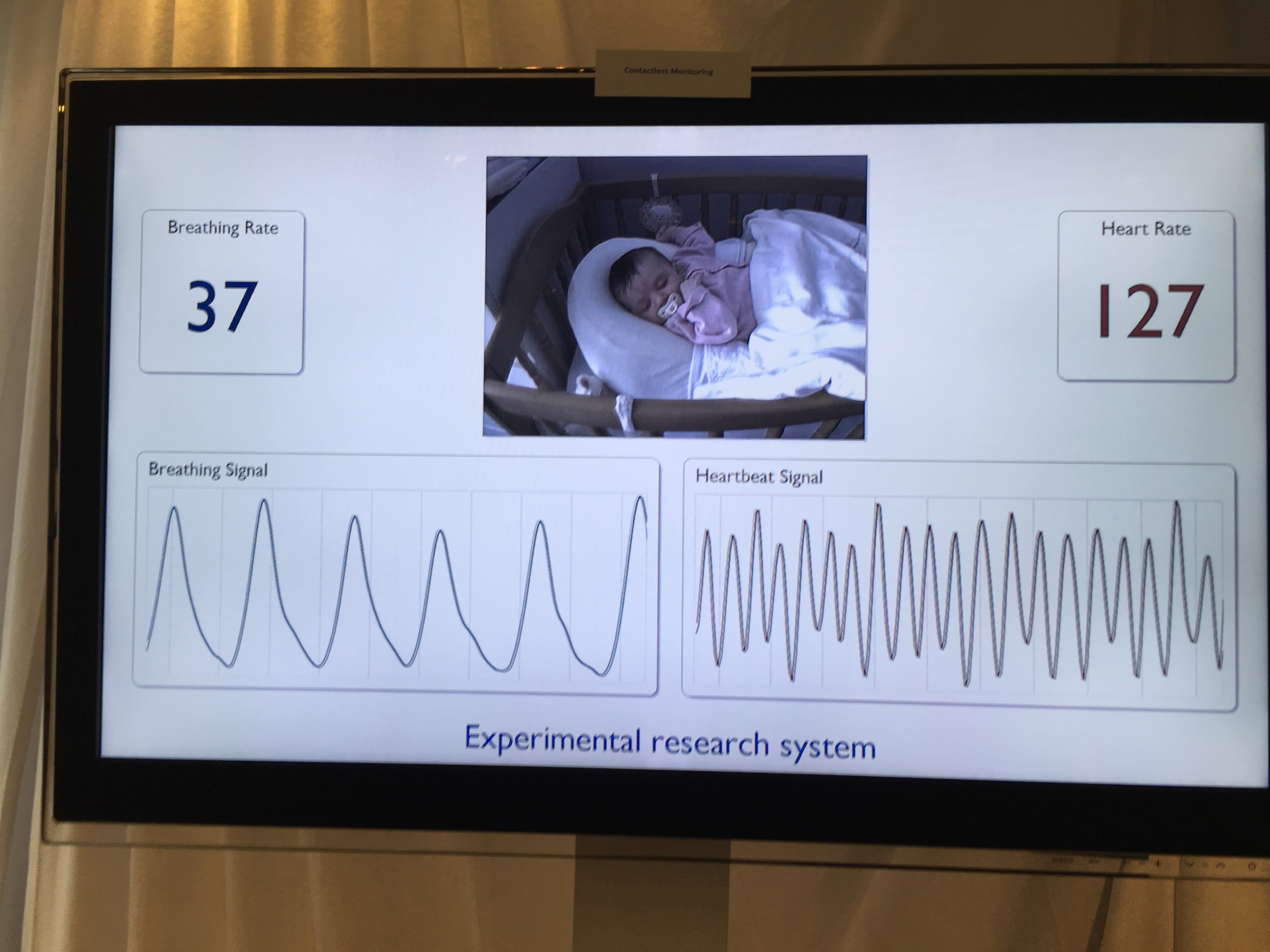 Philips Contactless Monitoring