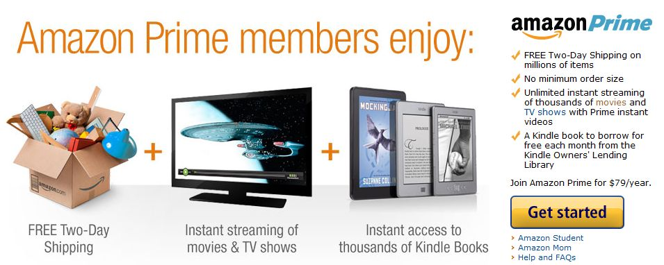 Amazon Prime offers a lot of bang for your 80 bucks. But is it really the best value?
