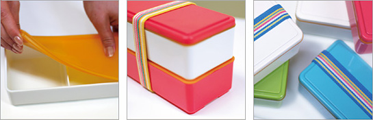 The Gel-Cool Bento Boxes