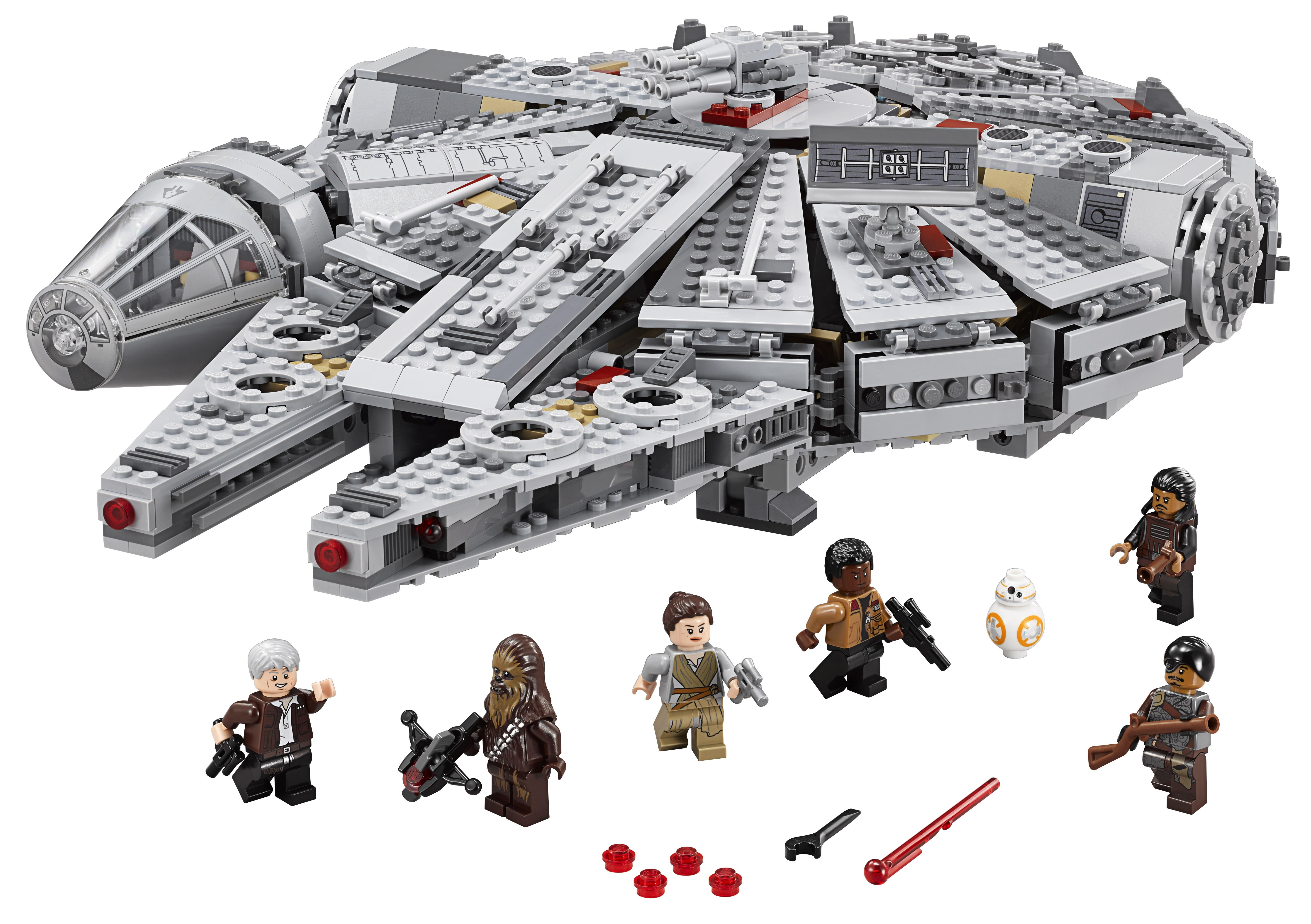 The Force Awakens Millennium Falcon - 2015