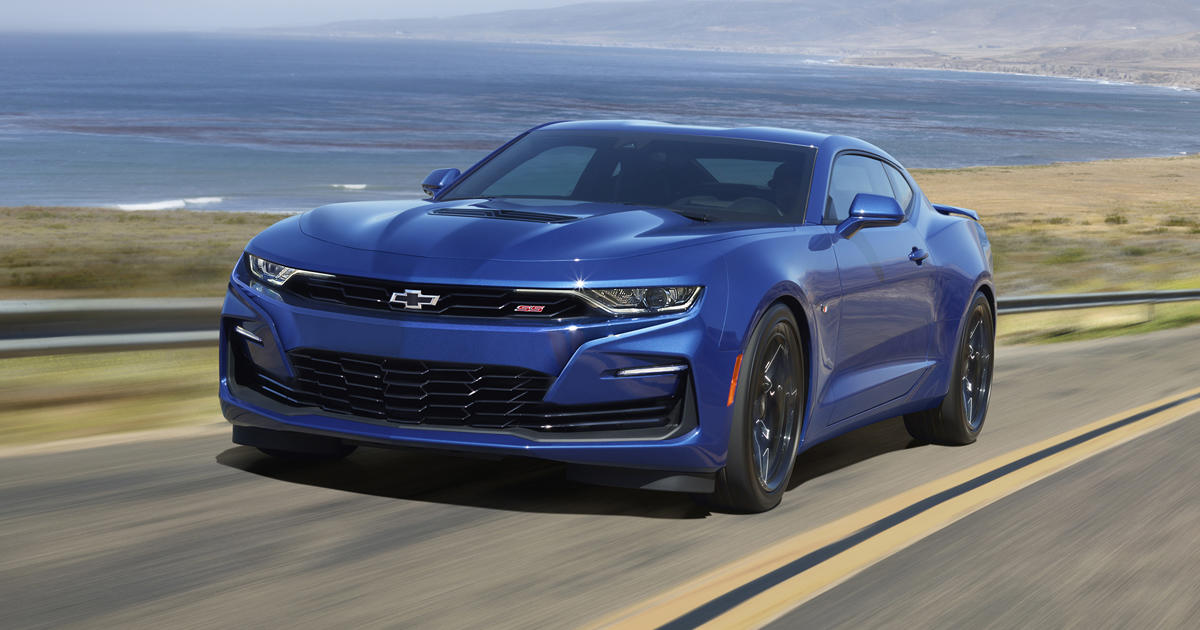 Chevy Camaro to kick the bucket with final Collector's Edition, report says - Roadshow