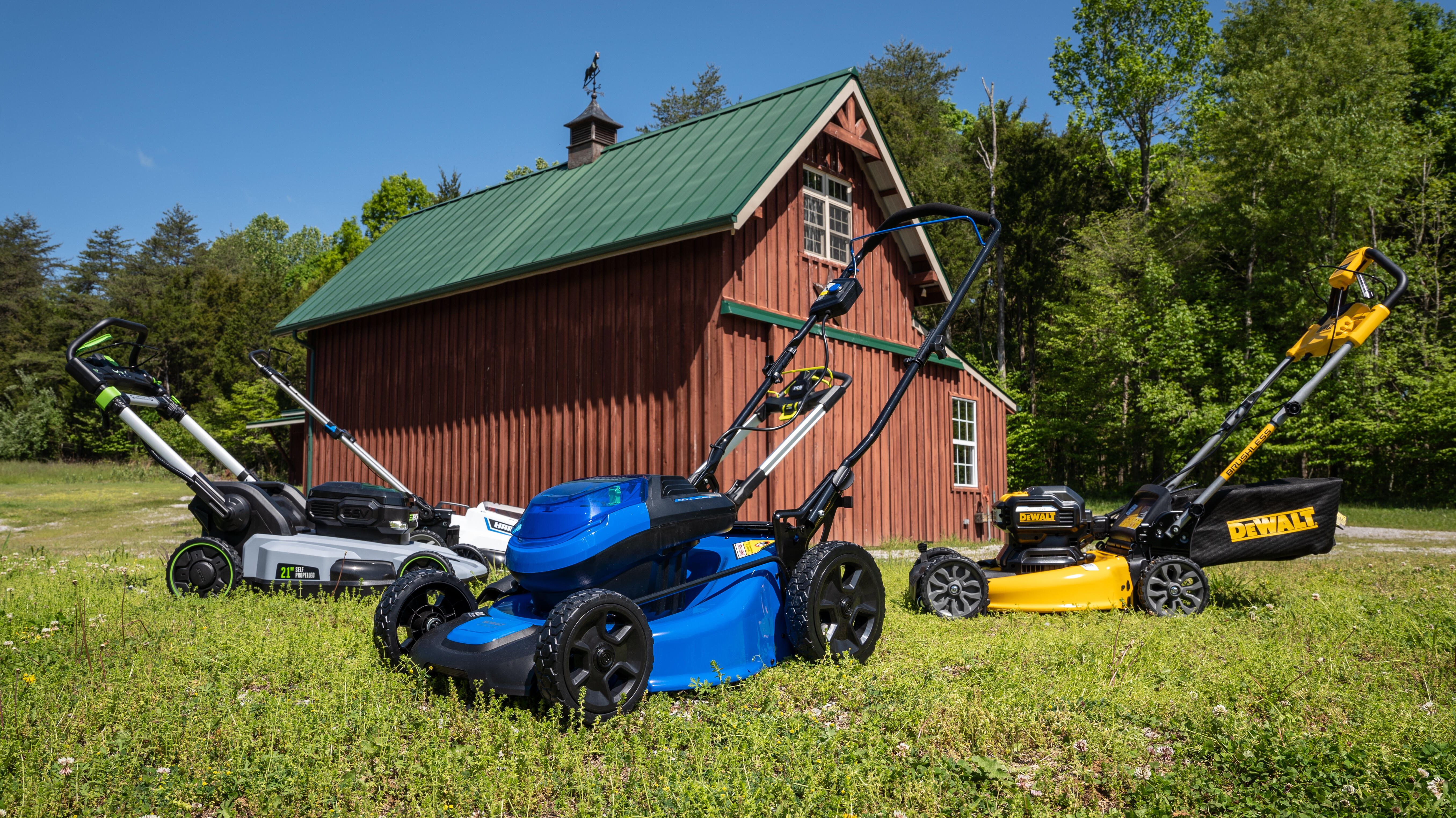The best electric lawn mowers of 2021