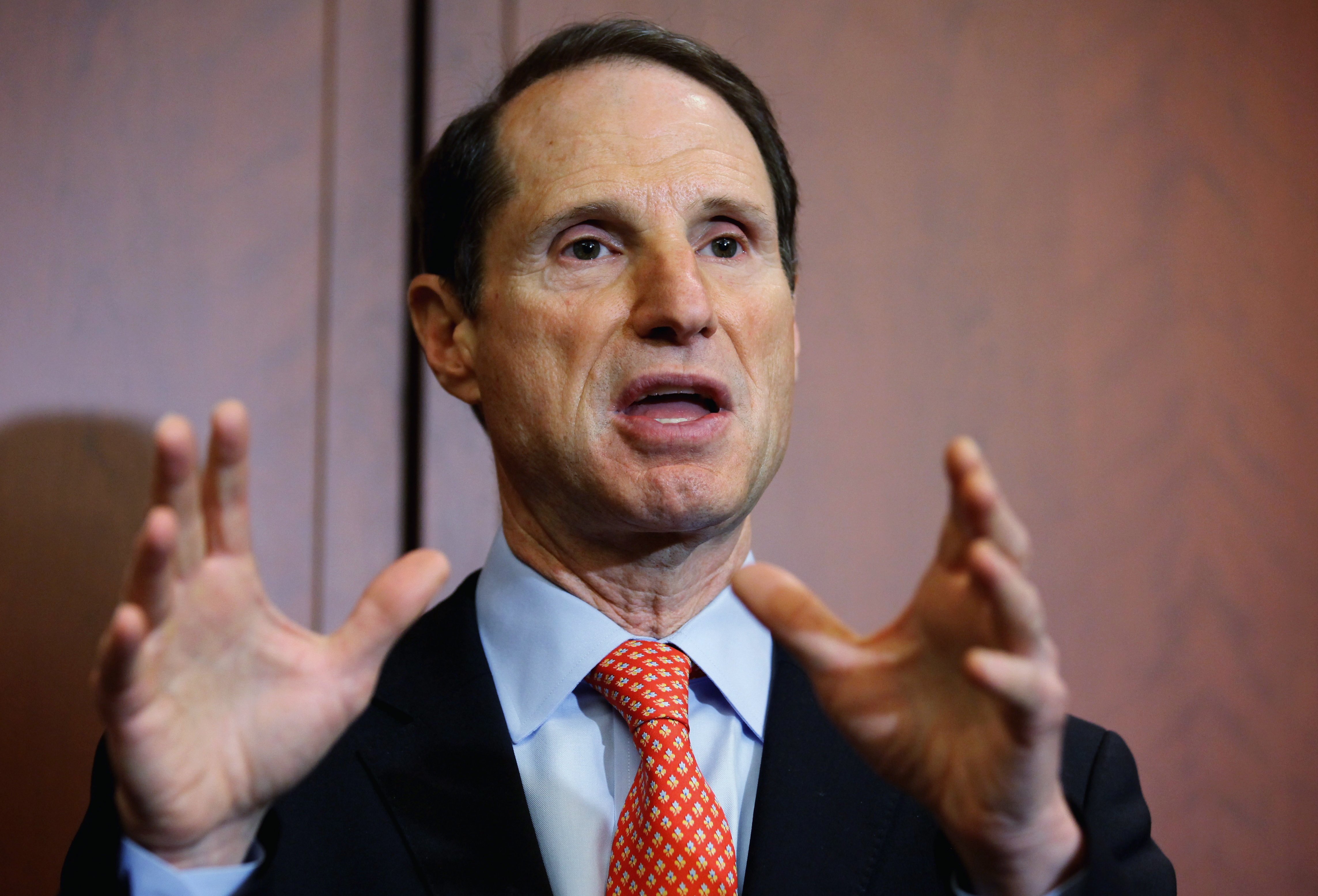 "Sen. Ron Wyden, who warned this week that ""the authority of the government is essentially limitless"" under the Patriot Act's business records provision."