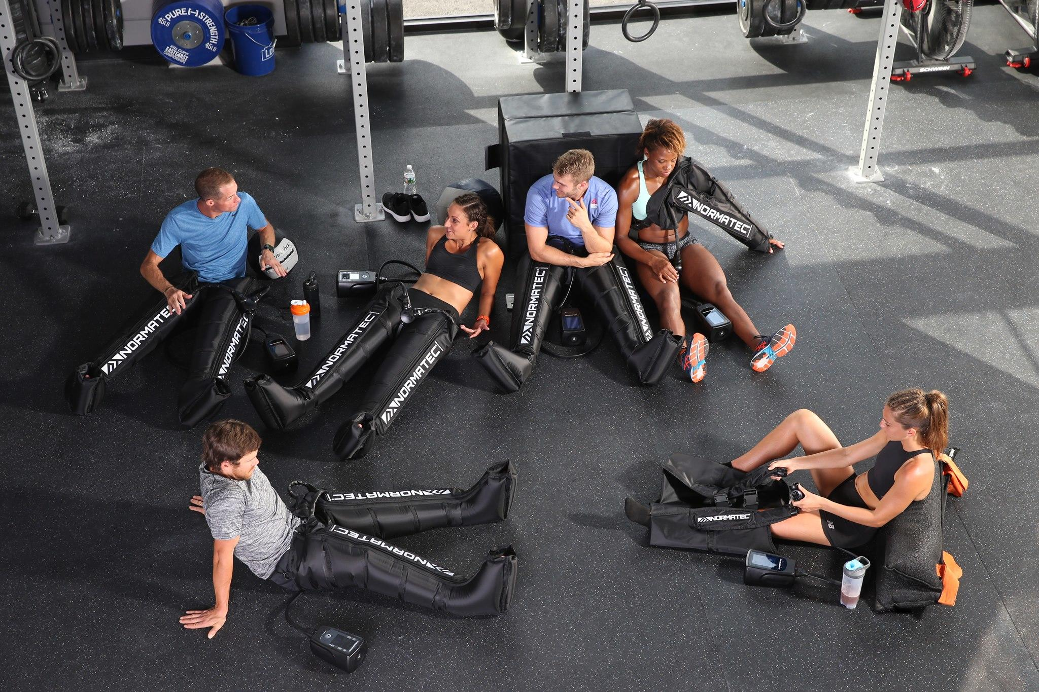 normatec-crossfit-group