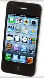 Is the iPhone 4S yellow?