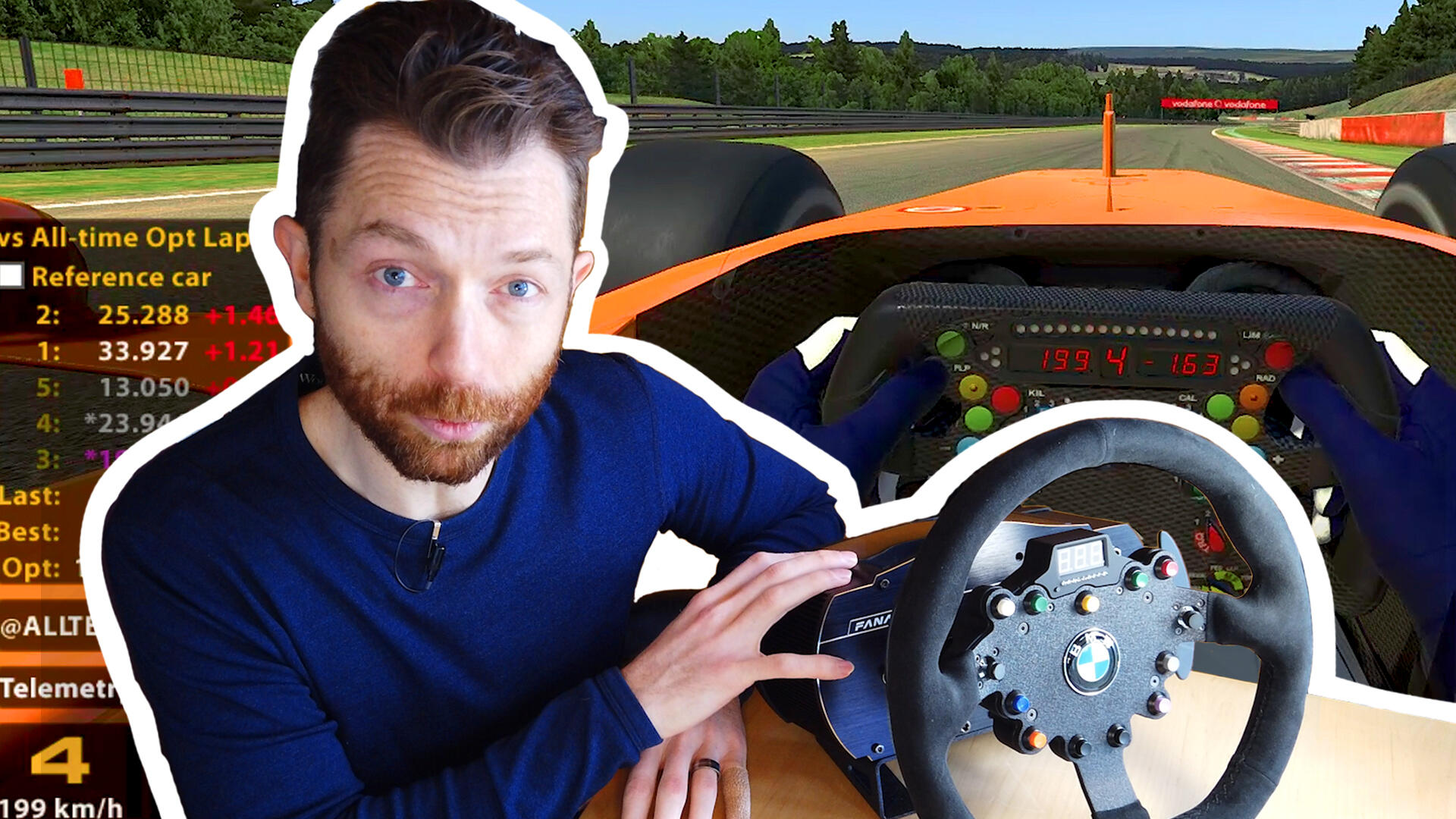 Video: The 3 best wheels and pedal setups for iRacing