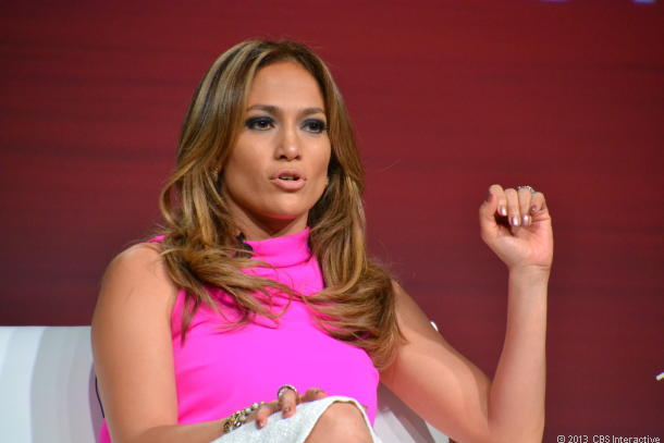 JLo goes mobile
