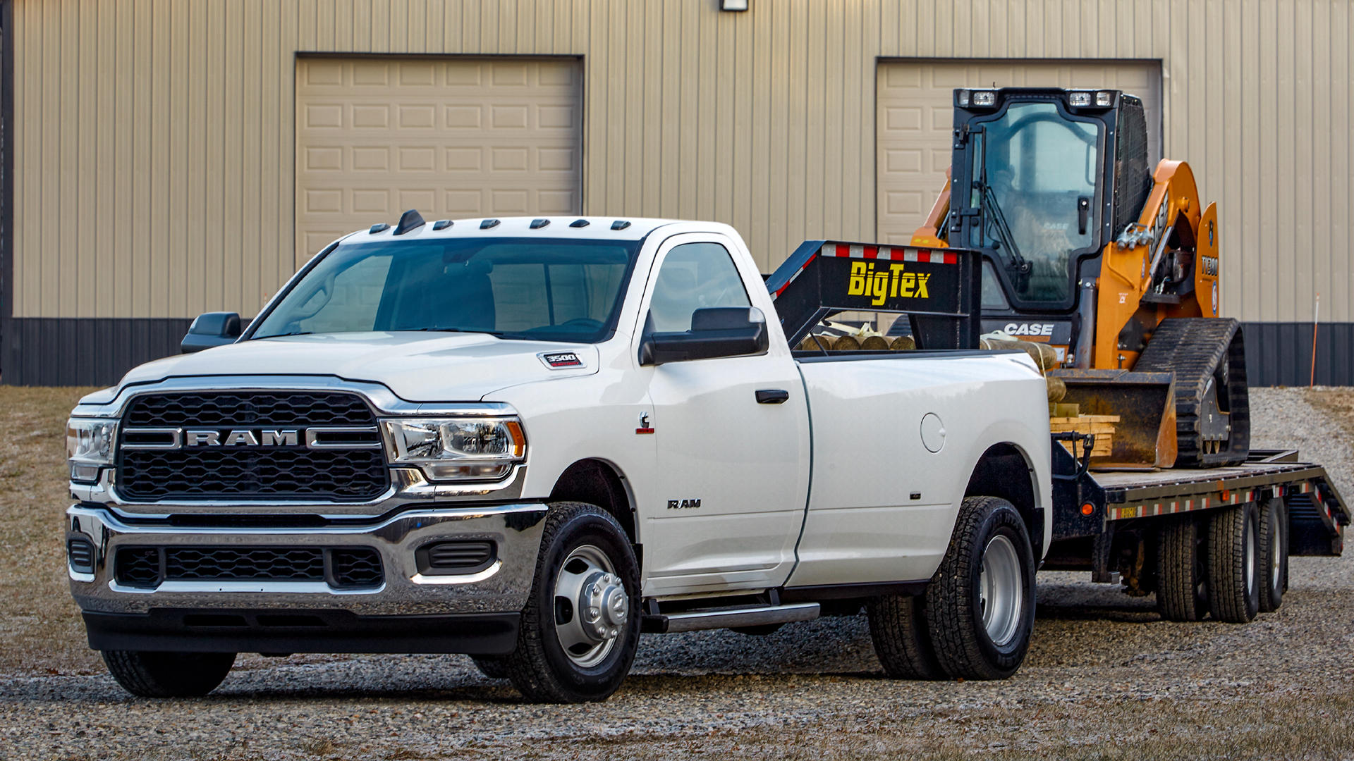 Video: Towing 35,100 pounds in the 2019 Ram Heavy Duty truck