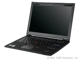 ThinkPad X301 uses a new ultra low voltage processor from Intel