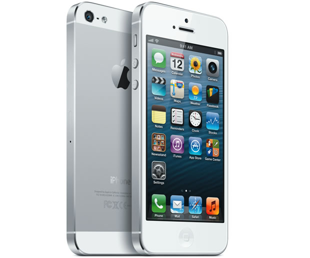 Some iPhone 5 owners are reporting light leakage from the new phone.