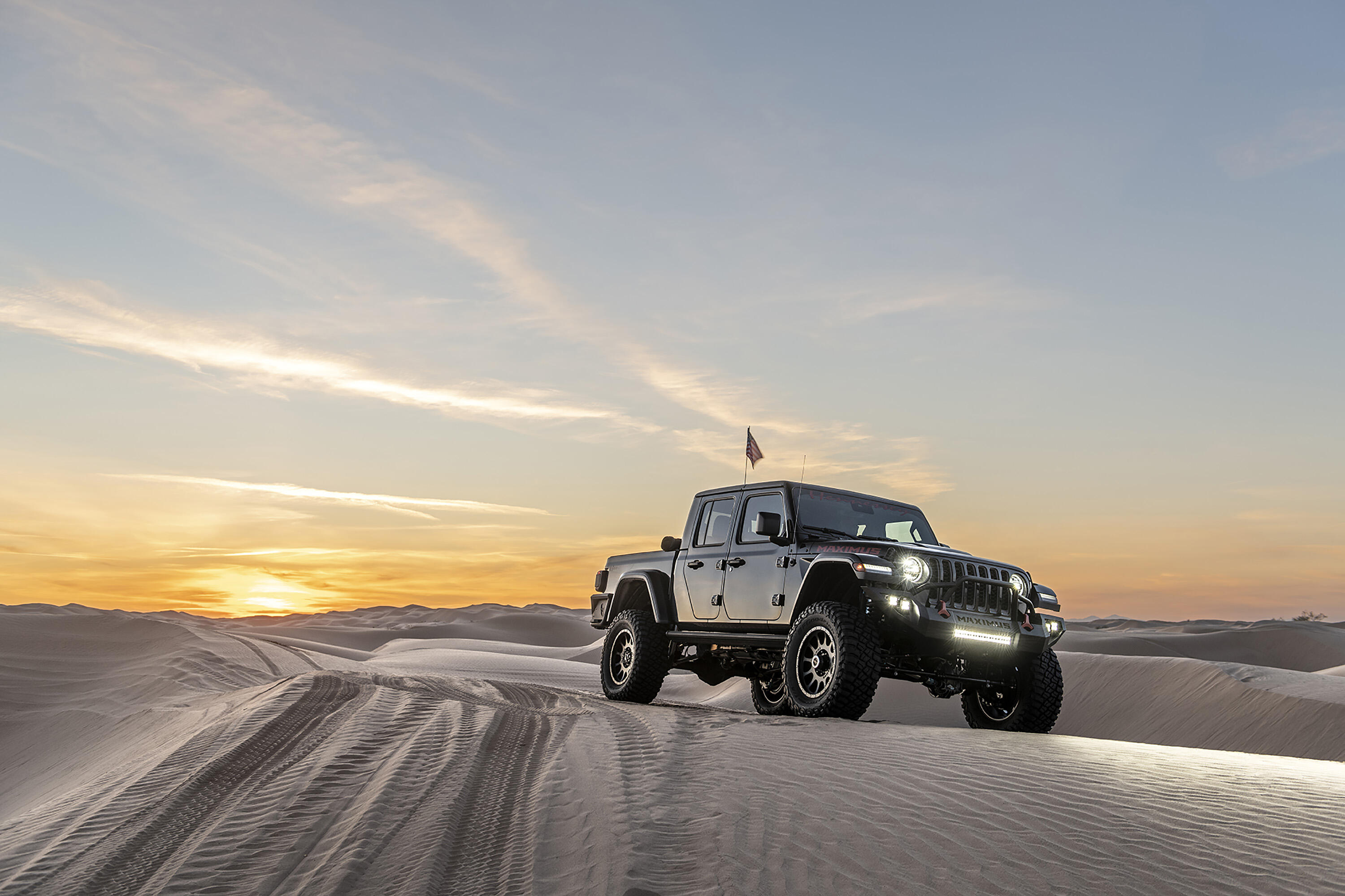 HPE Jeep Gladiator Maximus