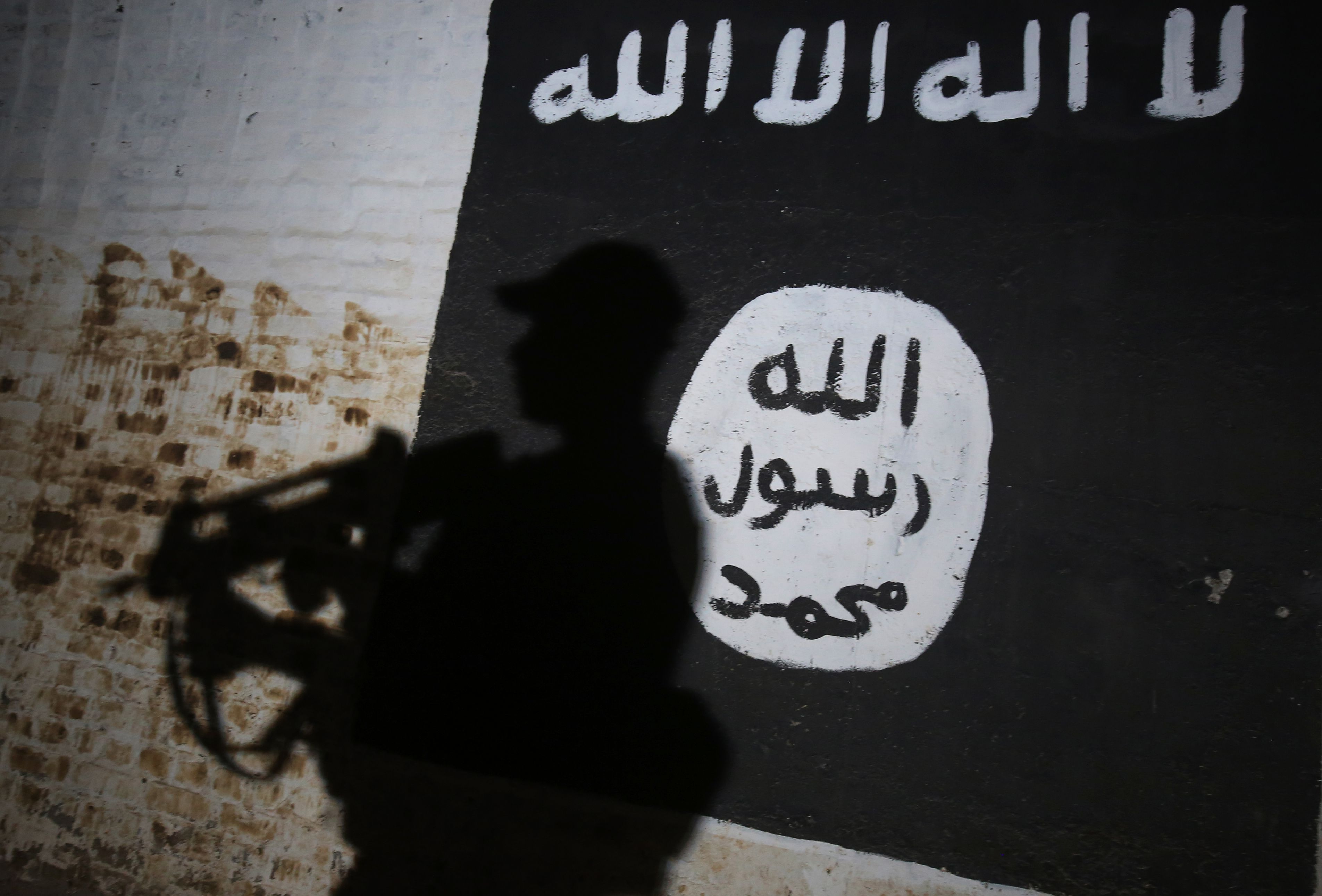 <p>Content promoting ISIS is often circulated by supporters on social media.</p>