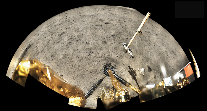 First moon samples in over 40 years may alter lunar history – CNET
