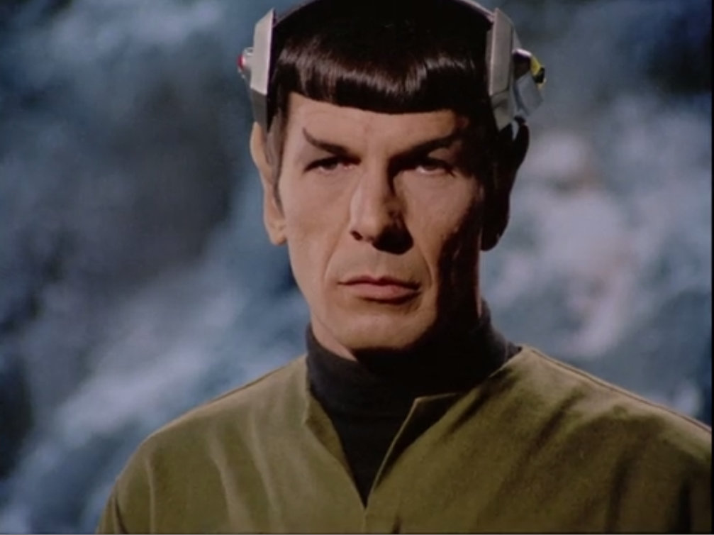 "A still from ""Spock's Brain"""