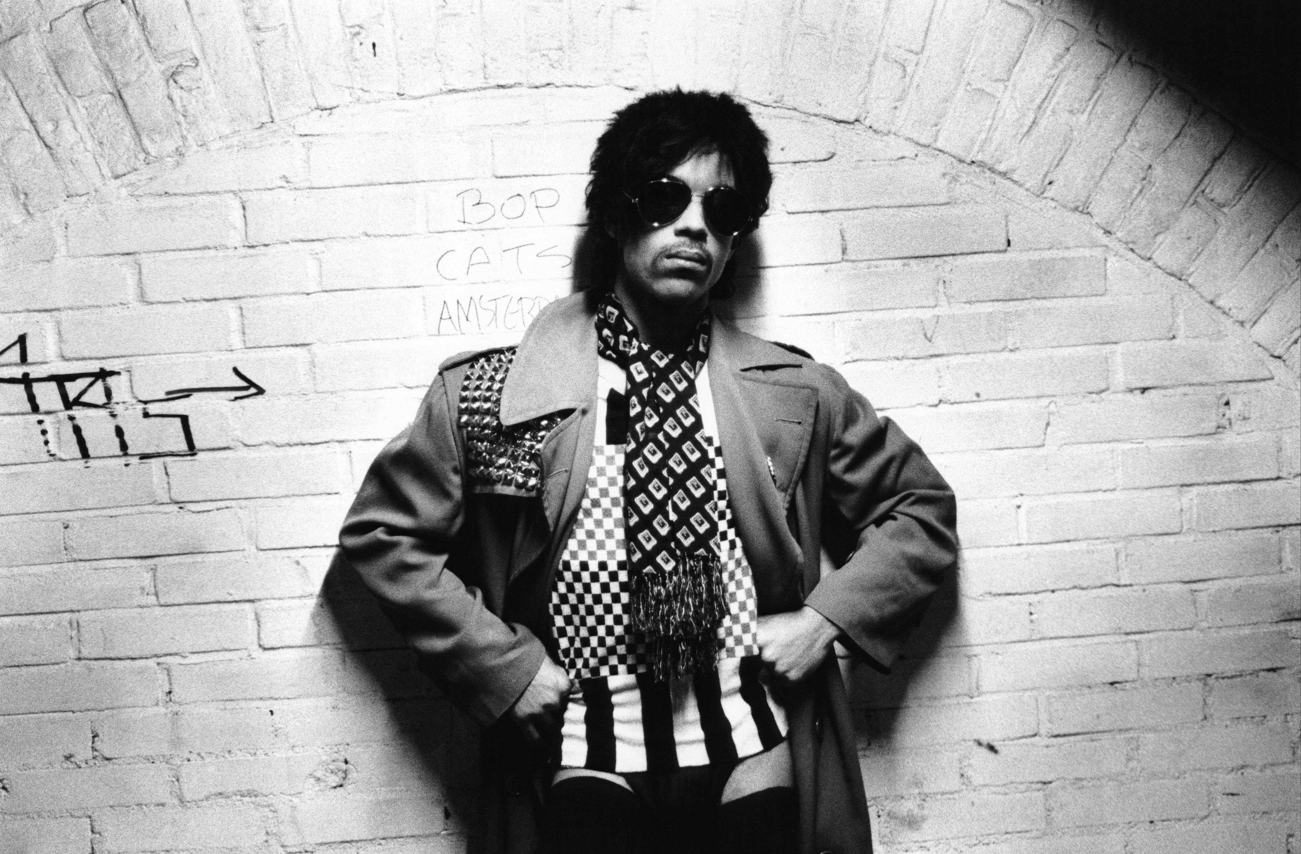 Prince in 1981.