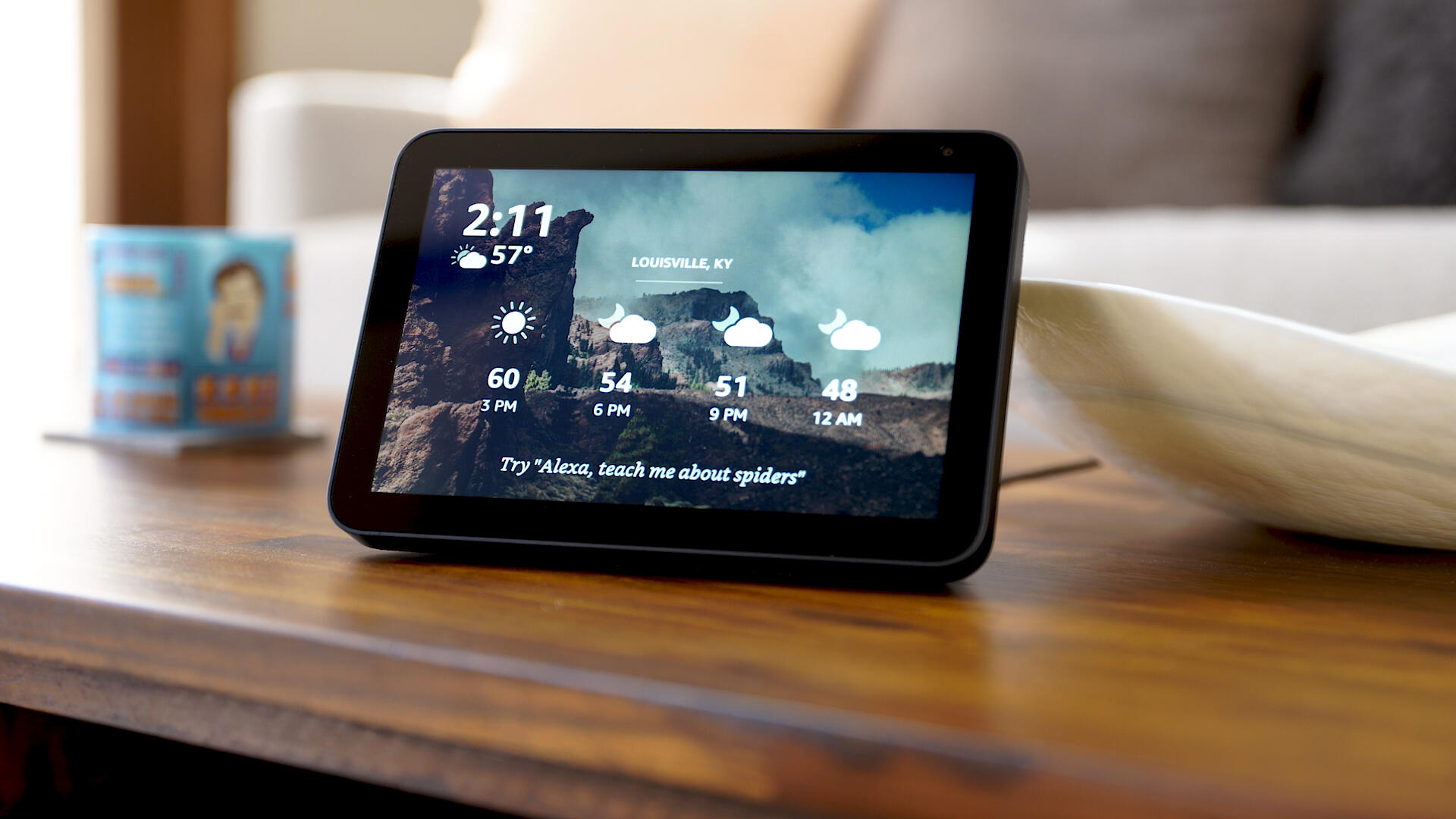 Video: Amazon Echo Show 8 review: Alexa is getting even better