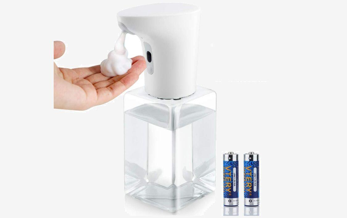 forty4-touchless-foaming-soap-dispenser