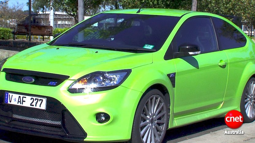 Video: Ford Focus RS (LV) review